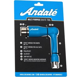 Ключ ANDALE Multi Purpose Skate Tool